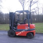 Chariot frontal électrique TOYOTA FBMF25