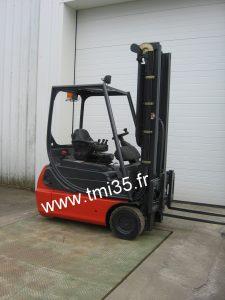 Chariot frontal électrique FENWICK E16