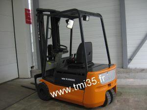 Chariot frontal électrique STILL R2015